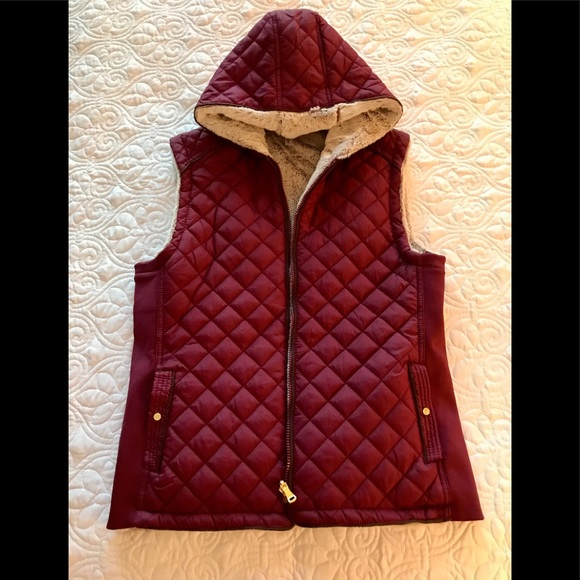Daisies Jackets & Blazers - Quilted Vest